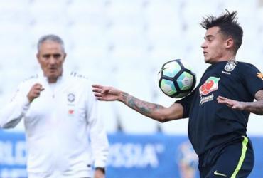 Brasil enfrenta Paraguai de olho em vaga na Copa