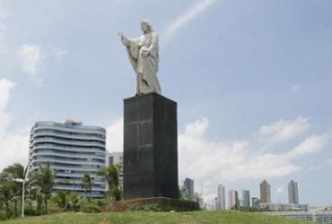 Cristo da Barra será tombado em comemoração ao aniversário de Salvador