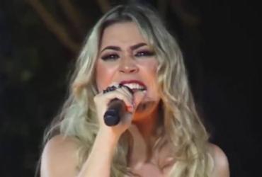 Naiara Azevedo faz show no Armazém Hall