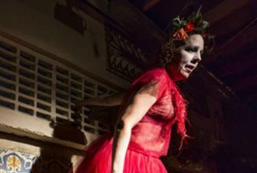 Teatro Gregório de Matos apresenta espetáculo 'Vulcão'