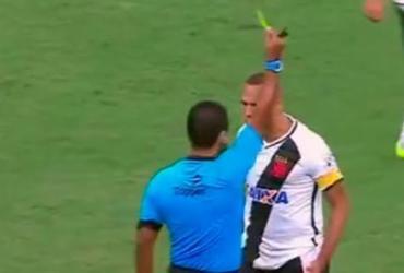 Luis Fabiano será julgado na segunda por 'barrigada' em árbitro