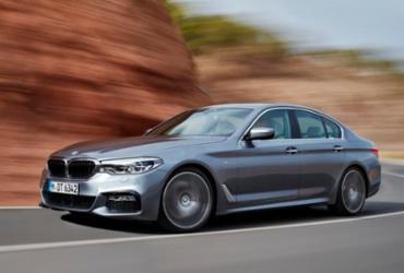 Novo BMW Série 5 chega ao Brasil
