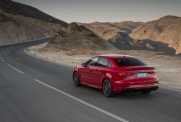 Novo Audi RS 3 ganha versão sedã