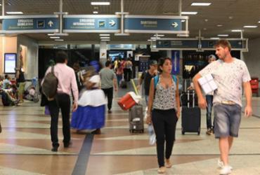 """Aeroporto """"perde"""" 282 mil passageiros"""