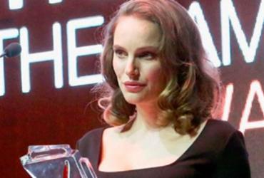Natalie Portman deu à luz há mais de uma semana e manteve segredo
