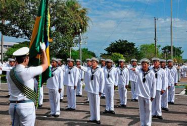 Inscrições para Marinha terminam nesta segunda-feira