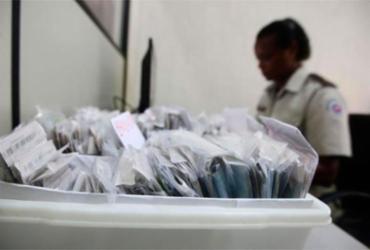PM começa a devolver documentos perdidos no Carnaval