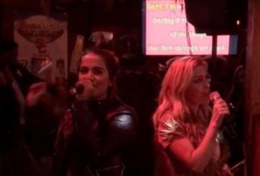 Anitta entra sem querer em festa de Samuel L. Jackson