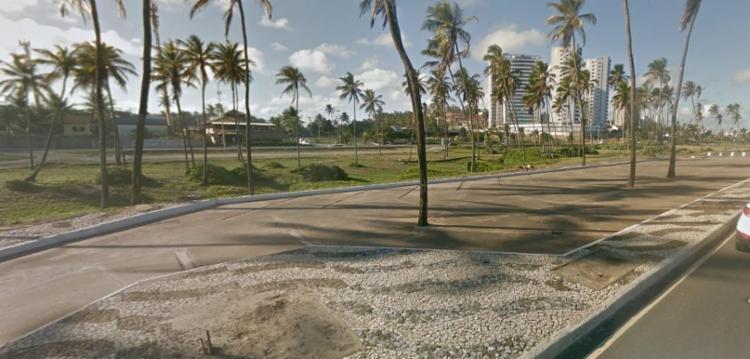 Vítimas estavam caminhando nas proximidades do Parque de Pituaçu - Foto: Reprodução   Google Maps