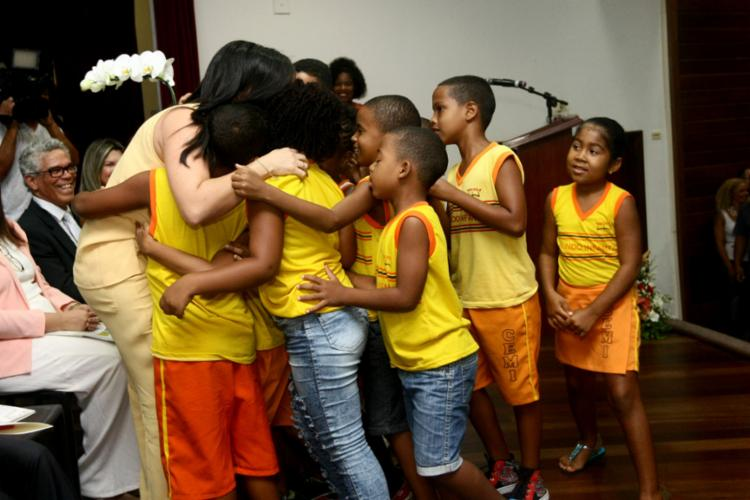 O projeto prevê a formação de professores que vão lidar com crianças de 0 a 5 anos - Foto: Amanda Oliveira | GovBA