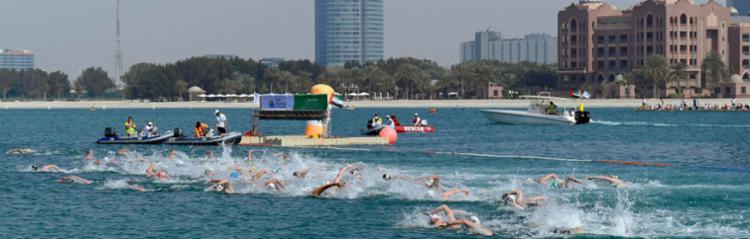 A etapa de Abu Dhabi é a segunda mais importante da temporada - Foto: Divulgação | fina.org
