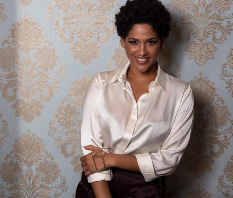 A ex-consulesa francesa Alexandra Loras dá palestras sobre igualdade de raça e gênero - Foto: Otavio Bragante / Divulgação