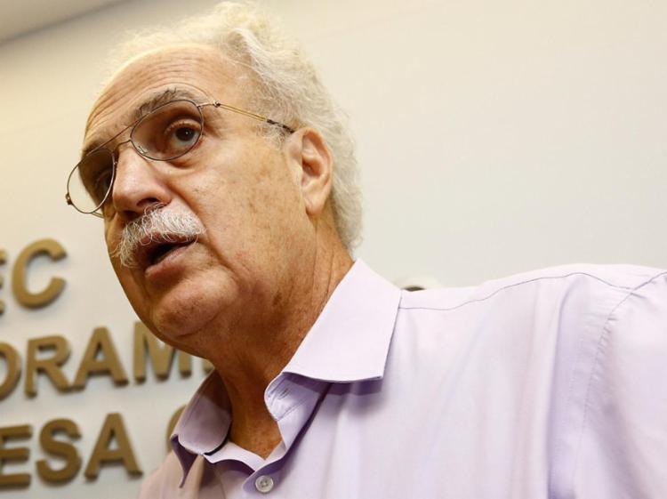 O climatologista Carlos Nobre é palestrante - Foto: Manuela Cavadas l Secom-PMS