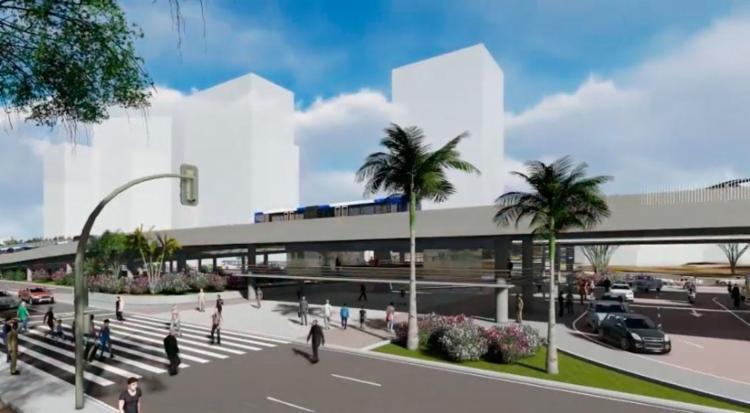 BRT pretende ligar a Estação da Lapa até a Ligação Iguatemi-Paralela (LIP) - Foto: Reprodução | YouTube