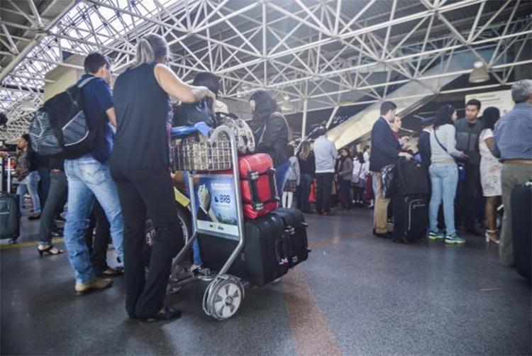 Apesar da decisão judicial, as demais regras para o transporte aéreo já estão valendo a partir desta terça - Foto: José Cruz l Arquivo l Agência Brasil