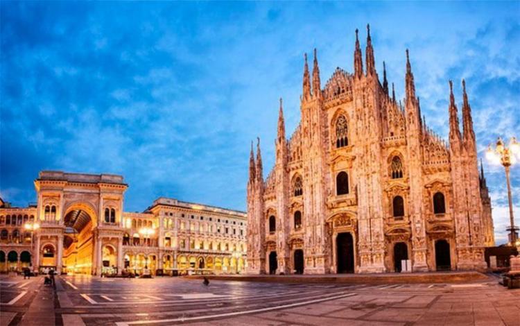 Candidatura de Milão foi lançada nesta quarta - Foto: Reprodução