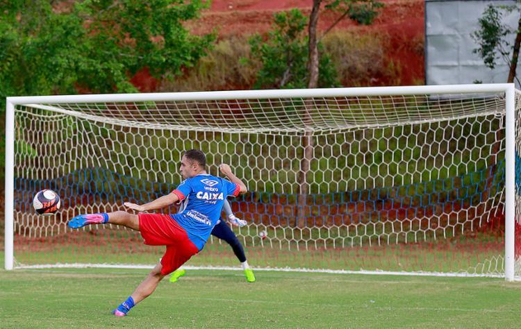 Meia já superou a sua marca do ano passado - Foto: Felipe Oliveira l EC Bahia