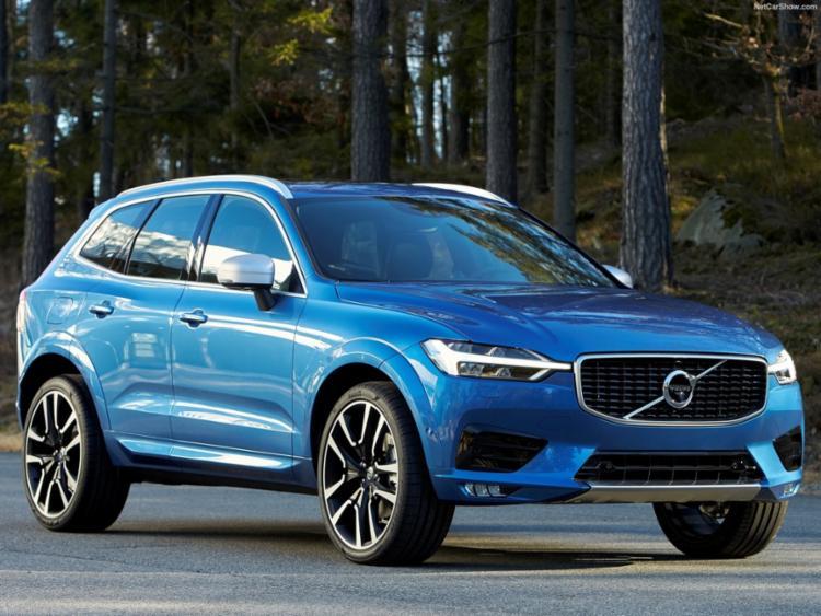 Volvo XC60: o SUV da marca sueca ficou maior e mais tecnológico - Foto: Divulgação