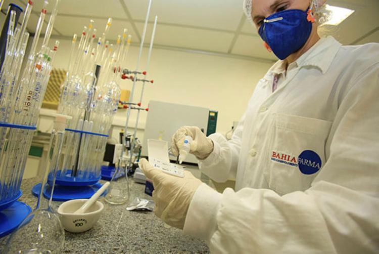 Início da distribuição dos testes começa nesta quinta-feira - Foto: Joá Souza   Ag. A TARDE