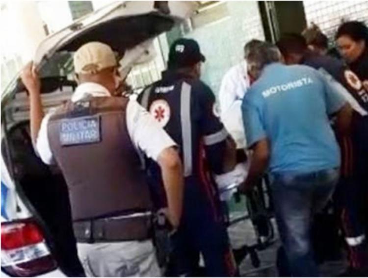 Polícia Militar foi acionada - Foto: Reprodução | Sulbahianews