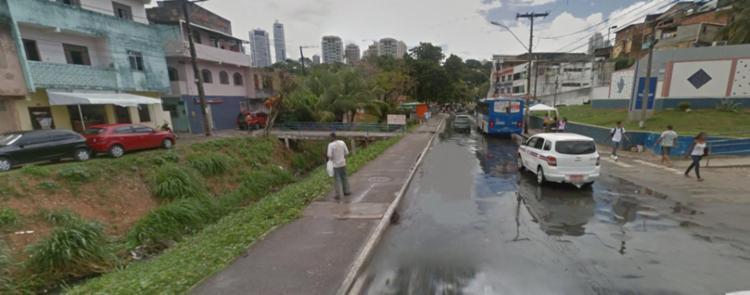 Crime aconteceu por volta das 20h30 no Vale das Pedrinhas - Foto: Reprodução | Google Maps