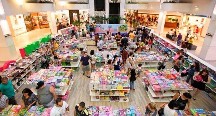 Feira está instalada no Shopping Barra até 15 de abril - Foto: Divulgação
