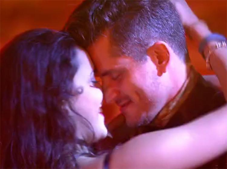 Casal se reaproximou durante festa no BBB - Foto: Divulgação | TV Globo | BBB