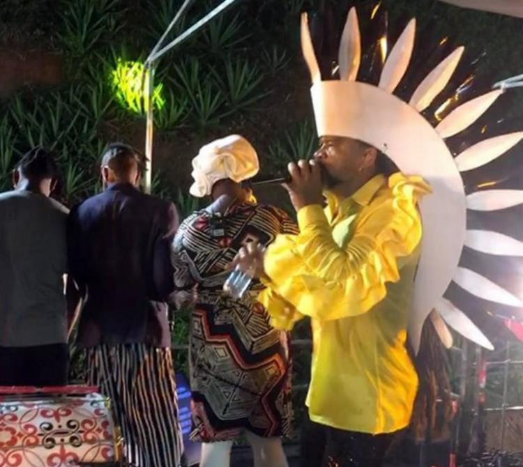 Artista arrastou uma multidão de foliões pipoca na Barra - Ondina - Foto: Reprodução | Instagram