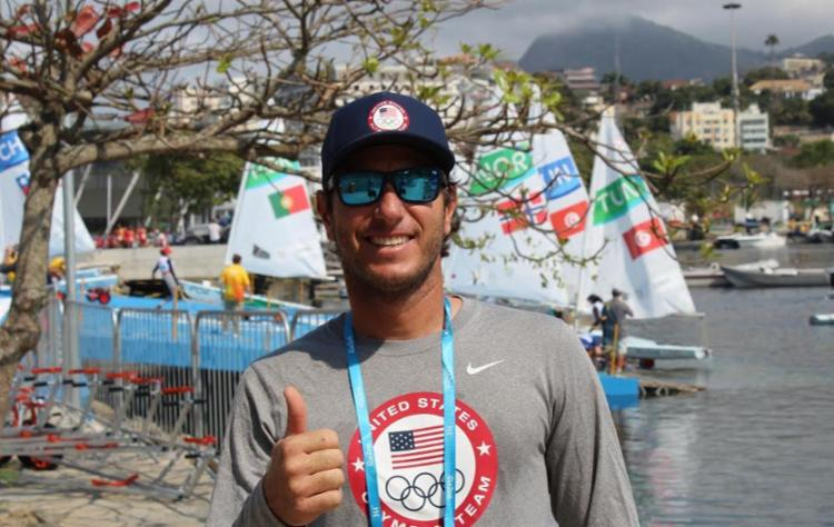 Baiano Maru Urban vai treinar equipe de vela de um clube em San Diego, (EUA) - Foto: Arquivo pessoal