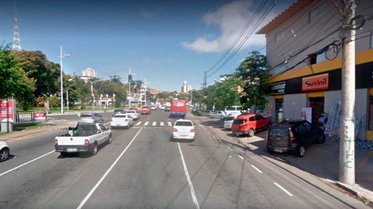 Crime ocorreu na avenida Garibaldi - Foto: Reprodução | Google Street View