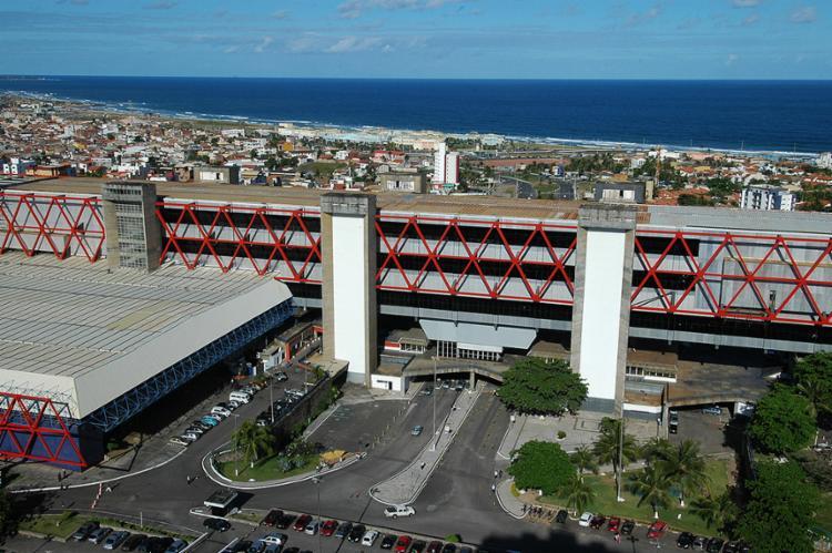 Foram investidos R$ 5 milhões só no último ano e parte da estrutura caiu em setembro de 2016 - Foto: Jota Freitas l Ascom Setur