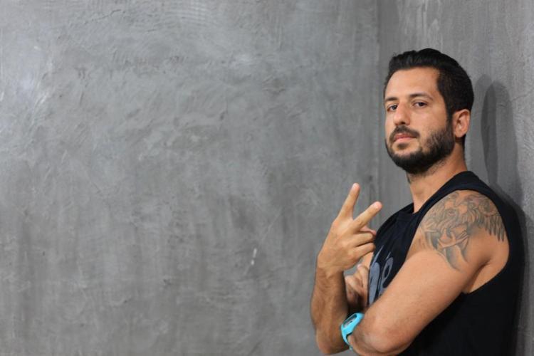 Fabio Duarte, 37, é um dos criadores do FitDance, que tem três milhões de seguidores no Youtube - Foto: Joá Souza | Ag. A TARDE