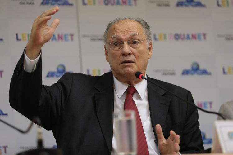 Ministro apresentou as novas regras da Lei Rouanet - Foto: José Cruz | Ag. A TARDE