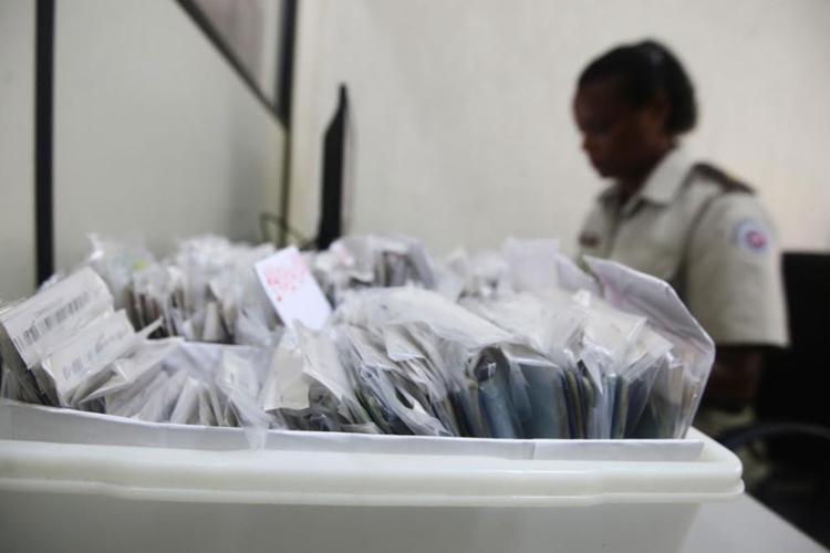 Cerca de dois mil documentos foram encontrados - Foto: Divulgação | PMBA