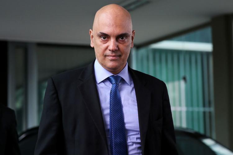 Moraes assume a vaga de Teori Zavascki - Foto: Marcelo Camargo | ABr