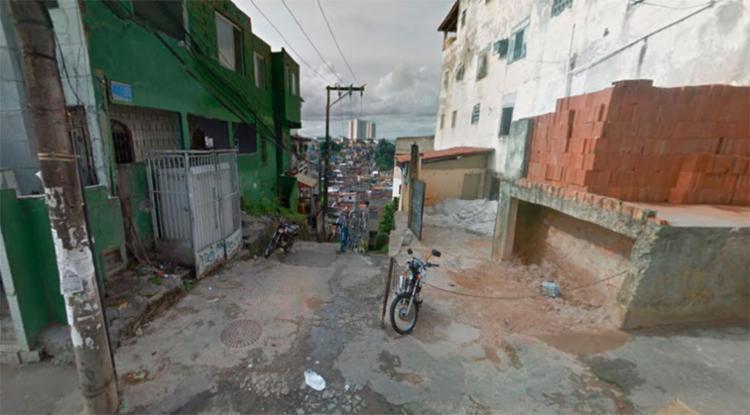 A causas do incêndio ainda é desconhecida - Foto: Reprodução | Google Maps