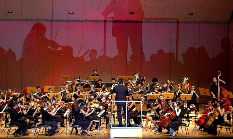 Primeiro concerto do calendário comemorativo aconteceu ontem à noite no TCA - Foto: Divulgação