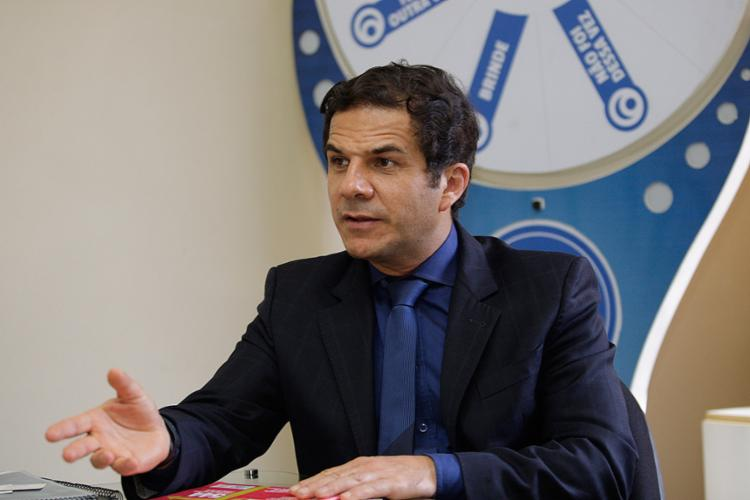 Antônio Cabral Filho também falou sobre o fórum da Asdab - Foto: Margarida Neide l Ag. A TARDE