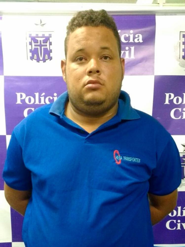 Suspeito marcava encontros com mulheres por meio de aplicativo de paquera - Foto: Divulgação   Polícia Civil