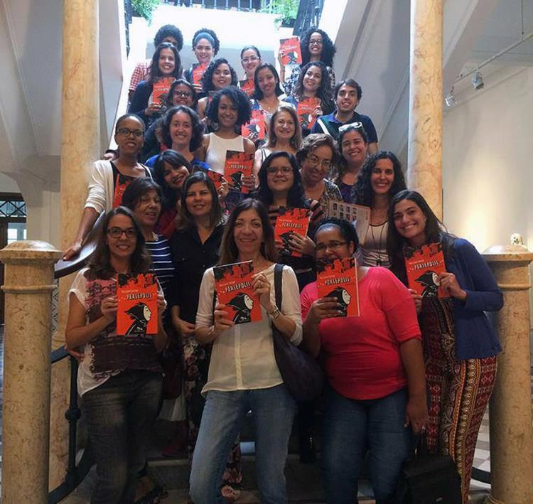 Leitoras se reunem neste sábado, 25, a partir das 14h30, no Museu de Arte da Bahia, no Corredor da Vitória - Foto: Divulgação
