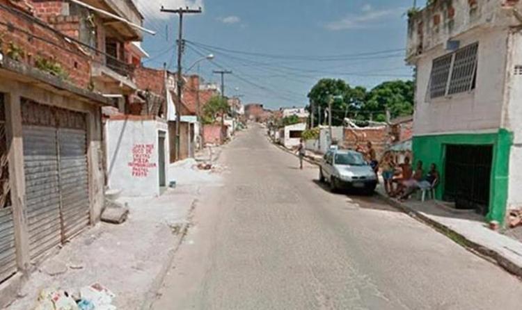 O crime aconteceu na Rua Muniz Travasso - Foto: Reprodução | Google Maps