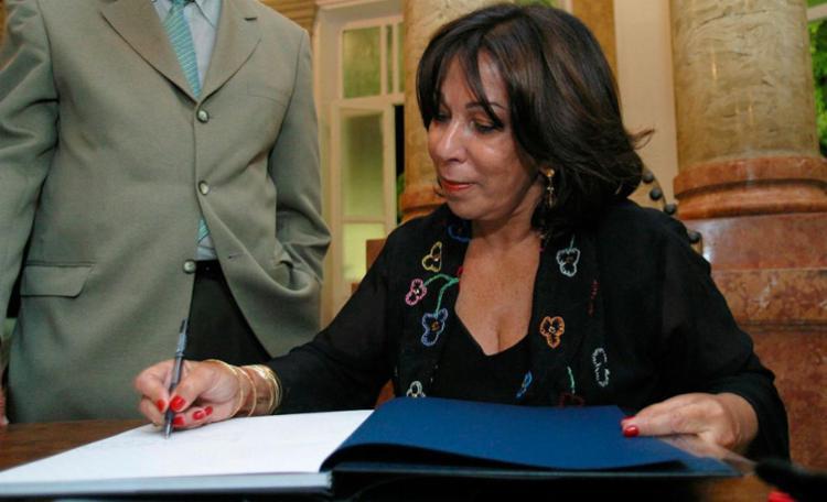 Eliana morreu em decorrência de um câncer - Foto: Carlos Casaes | Ag. A TARDE