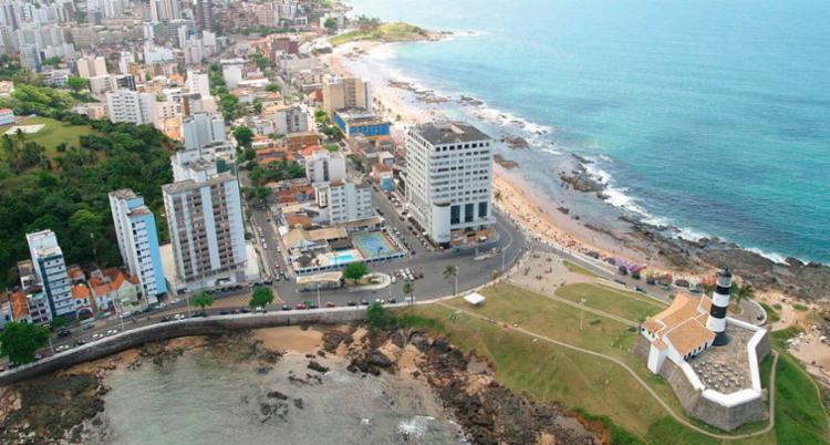 Fenômeno foi sentido por moradores de vários bairros de Salvador - Foto: Carlos Casaes | Ag. A TARDE