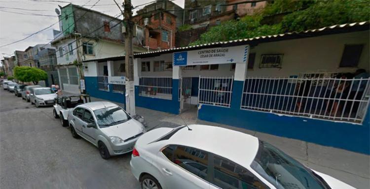 Cerca de 200 pessoas protestam no local - Foto: Reprodução | Google Maps