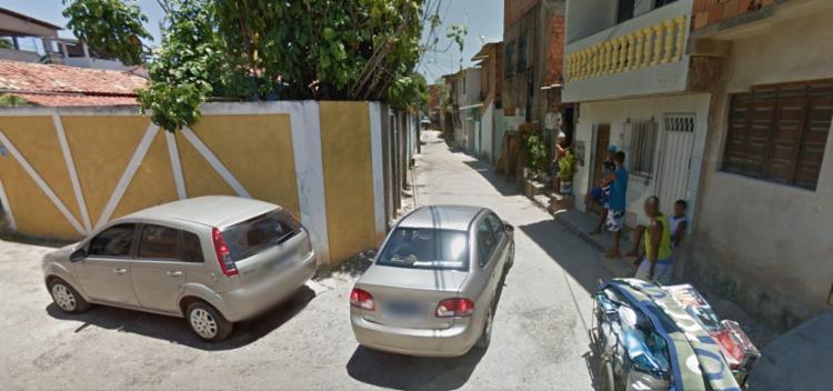 Crime aconteceu na Travessa Beira Rio - Foto: Reprodução | Google Maps