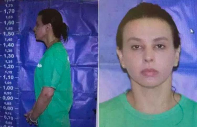 Adriana teve prisão domiciliar concedida por ter dois filhos menores - Foto: Divulgação