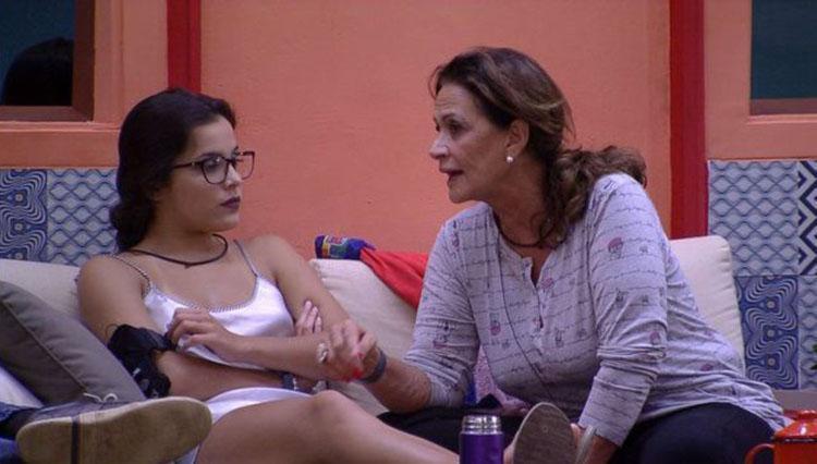 Sister diz que não tem mais interesse em mulheres - Foto: Reprodução | TV Globo
