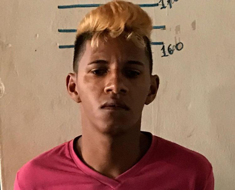 A vítima estava só quando suspeito invadiu a casa e cometeu o crime - Foto: Divulgação | Polícia Civil