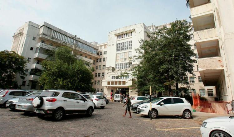 Ambulatório deve funcionar no Hospital Universitário Prof. Edgard Santos - Foto: Edilson Lima   Ag. A Tarde