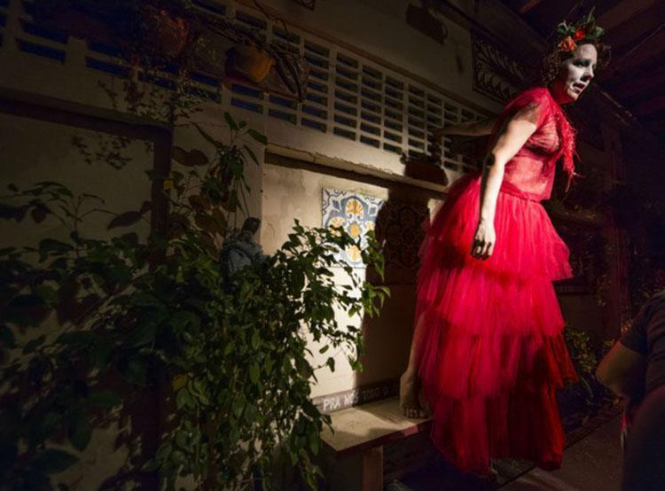 Peça contará com duas únicas apresentações na cidade - Foto: Marcelinho Hora | Divulgação